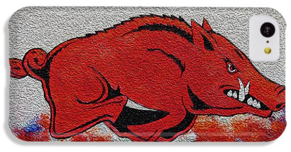 Woo Pig Sooie 2 IPhone 5c Case by Belinda Nagy