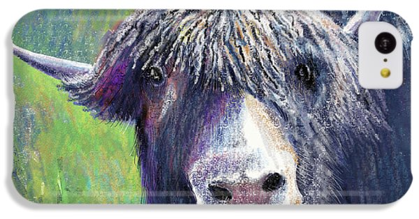 Yakity Yak IPhone 5c Case by Arline Wagner