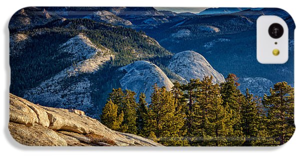 Yosemite Morning IPhone 5c Case by Rick Berk