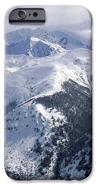 Argentina. Andes Mountains iPhone Case by Anonymous