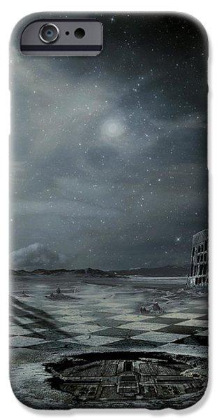 arrived iPhone Case by Franziskus Pfleghart