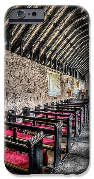 Church of St Mary iPhone Case by Adrian Evans