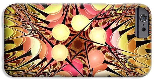 Party iPhone Cases -  Color Fete iPhone Case by Anastasiya Malakhova