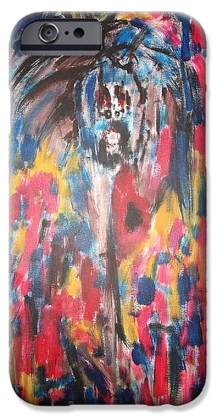 Faries iPhone Cases -  Confusion iPhone Case by Randall Ciotti