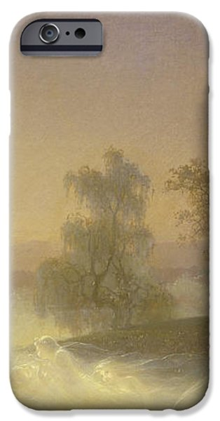 Dancing Fairies iPhone Case by August Malmstrom