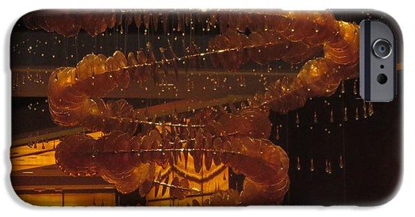 Diy iPhone Cases -  Las Vegas Interior Decorations Casino Hotel Resorts     iPhone Case by Navin Joshi