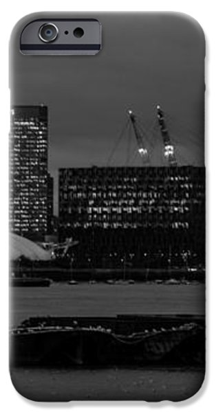 London Docklands iPhone Case by Dawn OConnor