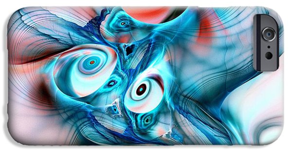 Dragon iPhone Cases -  Marshmallow Dragon iPhone Case by Anastasiya Malakhova