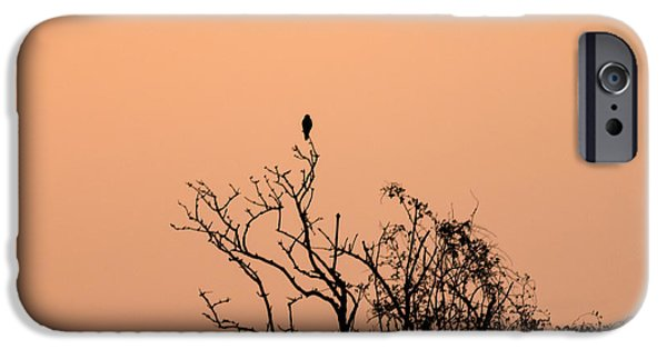 Creek iPhone Cases -  Oare at sunset iPhone Case by Ian Hufton