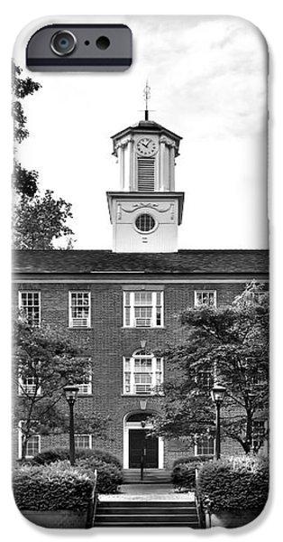 Ohio University Cutler Hall iPhone Case by University Icons
