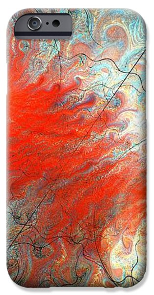 0384 iPhone Case by I J T  SON OF JESUS