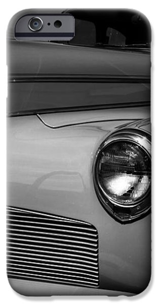 1941 Studebaker Commander iPhone Case by David Patterson