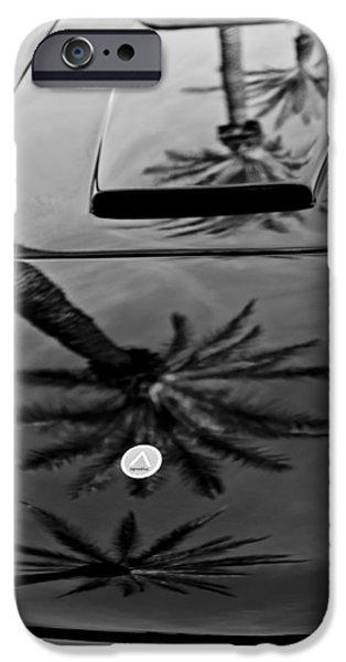 1963 Apollo Hood iPhone Case by Jill Reger