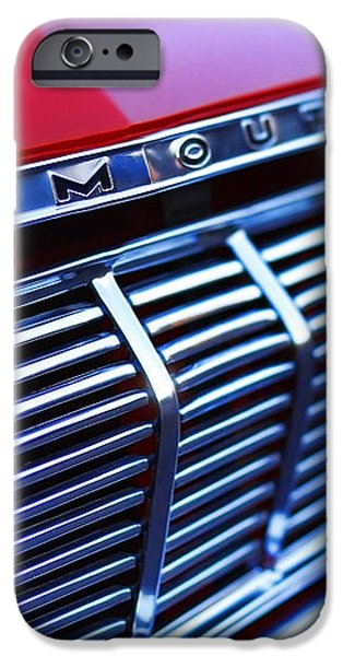 1964 Plymouth Savoy iPhone Case by Gordon Dean II