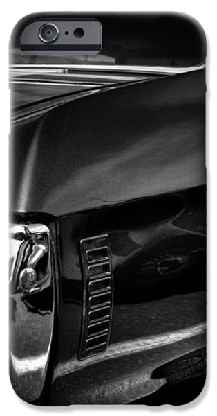 1972 chevrolet chevelle iPhone Case by David Patterson