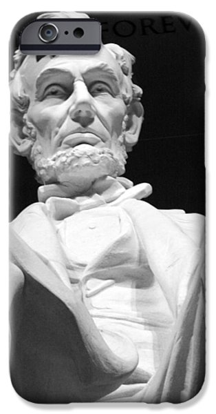 Cora Wandel iPhone Cases - Abe iPhone Case by Cora Wandel