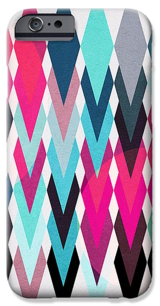abstract  iPhone Case by Mark Ashkenazi