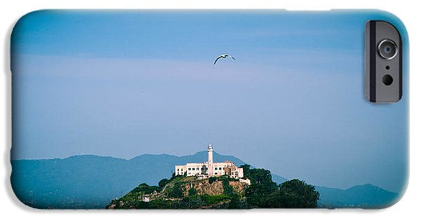 Alcatraz iPhone Cases - Alcatraz iPhone Case by Zina Zinchik
