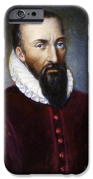 Pare iPhone Cases - Ambroise Pare (1517?-1590) iPhone Case by Granger