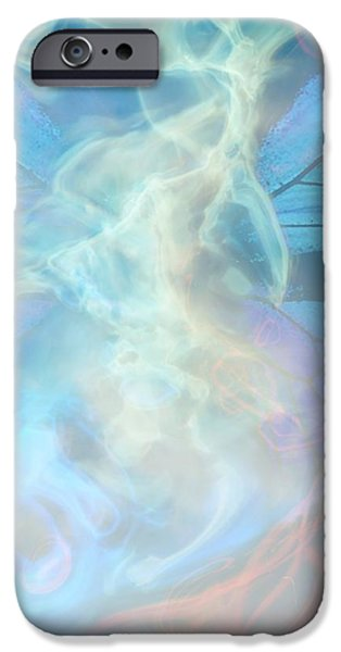 Angel Wings and Heaven  iPhone Case by Sherri  Of Palm Springs