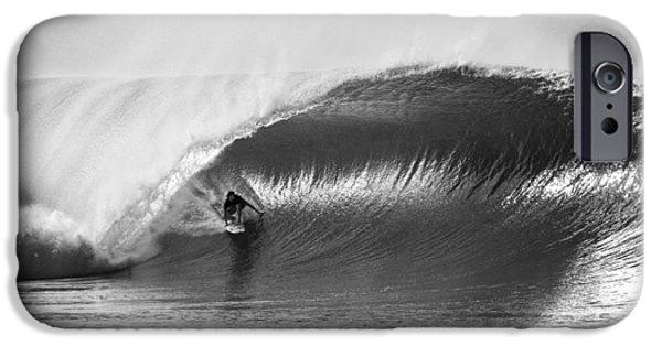 Big Waves iPhone Cases - As good as it gets BW iPhone Case by Sean Davey