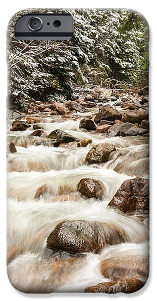 Autumn At Gore Creek - Vail Colorado iPhone Case by Brian Harig