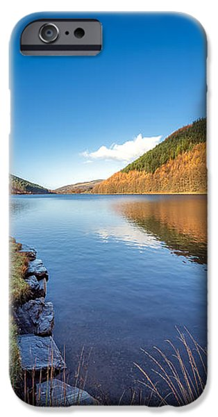 Autumn Reflections iPhone Case by Adrian Evans
