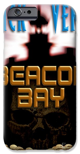Beacon Bay iPhone Case by Mike Nellums