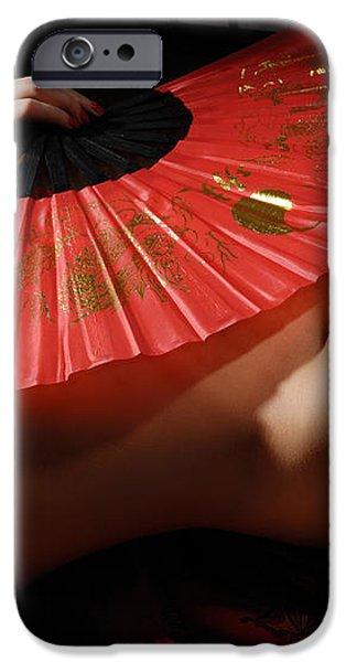 Beautiful Naked Woman iPhone Case by Oleksiy Maksymenko