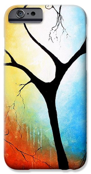 Beautifully Broken iPhone Case by Mike Grubb