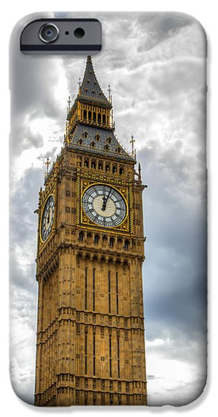 Kate Middleton iPhone Cases - Big Ben iPhone Case by Chirag Yadav