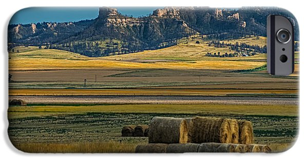 Nebraska iPhone Cases - Bluff country iPhone Case by Paul Freidlund