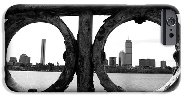 Recently Sold -  - Charles River iPhone Cases - Boston iPhone Case by GoldStreet Photography