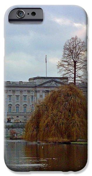 Buckingham Palace iPhone Case by Lynn Bolt