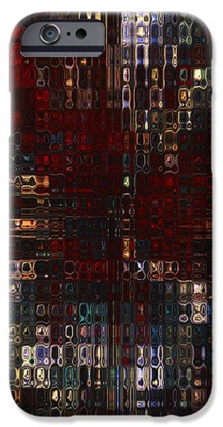 Burst  iPhone Case by Jack Zulli