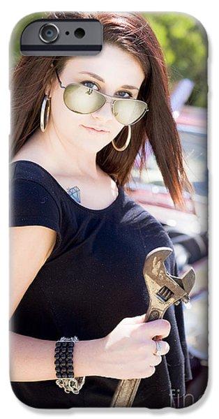 Diy iPhone Cases - Car Service iPhone Case by Ryan Jorgensen