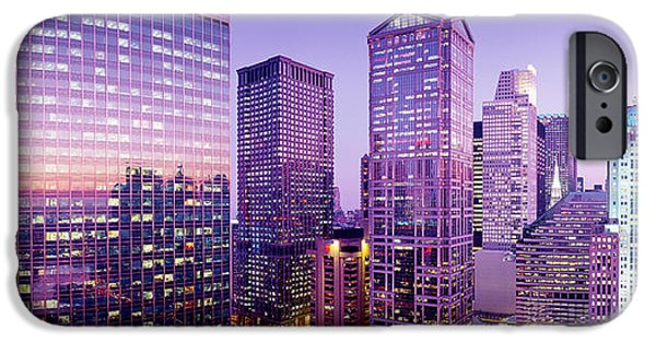 Il iPhone Cases - Chicago Il iPhone Case by Panoramic Images