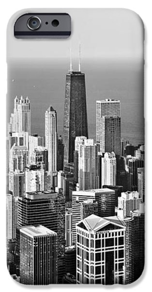 Chicago - That famous skyline iPhone Case by Christine Till