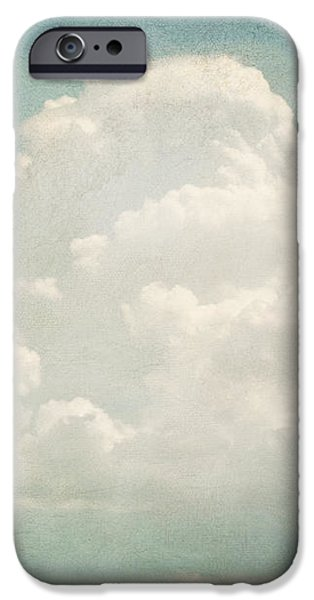 Cloud Series 3 of 6 iPhone Case by Brett Pfister