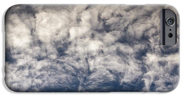 Fanciful iPhone Cases - Clouds iPhone Case by Michal Boubin