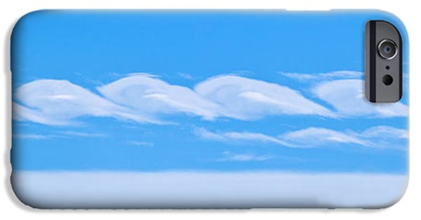 Michelle iPhone Cases - Cloudscape iPhone Case by Michelle Wiarda