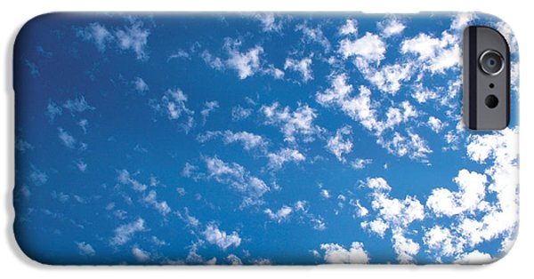 Freedom iPhone Cases - Cloudscape iPhone Case by Panoramic Images
