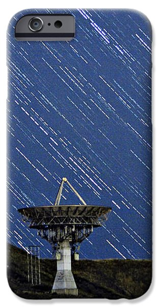 Communications to the Stars iPhone Case by James BO  Insogna