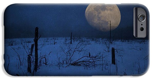 Dawn Of The Dead iPhone Cases - Conveniently Located In The Middle Of Nowhere iPhone Case by John Stephens