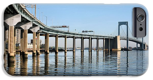 Bayside iPhone Cases - Curves iPhone Case by JC Findley