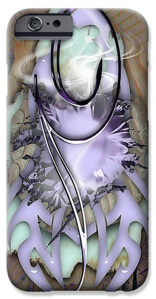 Tigers iPhone Cases - Dreamscape iPhone Case by Marvin Blaine