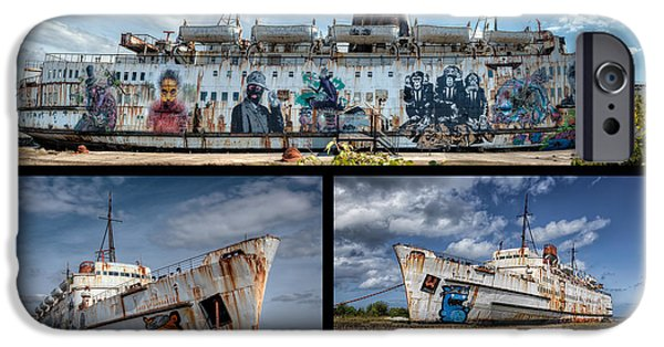 Color Effect iPhone Cases - Duke of Lancaster iPhone Case by Adrian Evans