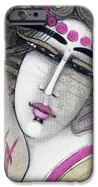 Albena iPhone Cases - Eternity iPhone Case by Albena Vatcheva