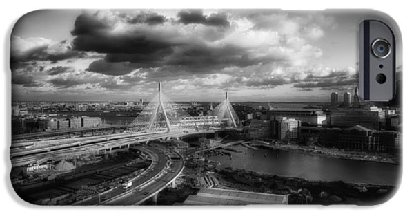 Charles River iPhone Cases - Exploring Boston iPhone Case by Mountain Dreams