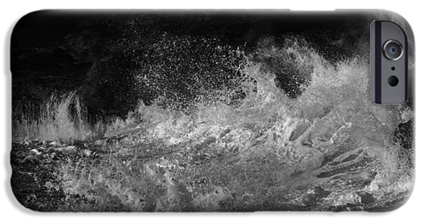 Spray iPhone Cases - Explosive iPhone Case by Mike  Dawson